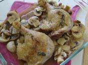 Canard champignons