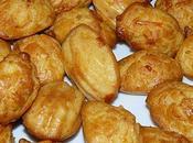 Mini madeleines surimi