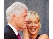 Bill Clinton Sharon Stone 62ème Festival Cannes