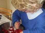 Glace fraise, tricheuse....