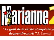"""Marianne fait """"Ligne Jaune"""" Birenbaum Daniel Schneidermann"""