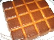 Gâteau savoureux l'huile d'argan, amandes miel