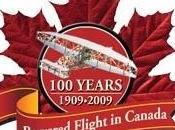 Centenaire l'aéronautique Canada