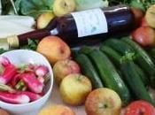 panier légumes frais pommes Vexin