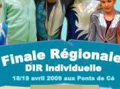 championne Régionale Finale Individuelle Ponts