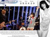 Katy Perry live H&M.com
