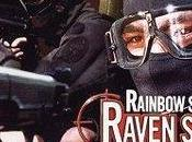 Rainbow Raven Shield, test.