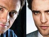 Hugh Jackman Robert Pattinson sont père fils