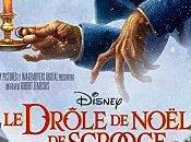 Noël croisette...Le drôle Scrooge avec Carrey