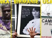 Infos Monde Lanka, Birmanie, Guantanamo (USA)