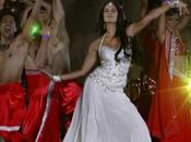 Katrina Kaif performance cérémonie cloture