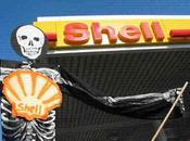 Shell sang pour pétrole