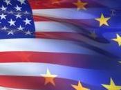 Réchauffement climatique chauffe entre l'Europe États-Unis