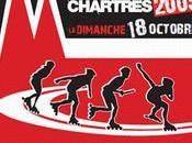 Heures roller Chartres 2009