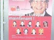 rapport force semble stabiliser entre principaux partis candidats européennes