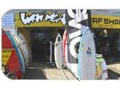 "surf shop ""WAIMEA"" d'ANGLET (64)"