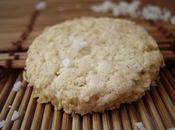 Biscuit noix coco Martha Stewart (sans oeuf sans beurre)