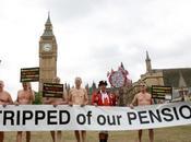 retraités anglais sous-vêtements