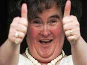 Susan Boyle remet déborde projets