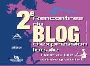 2èmes Rencontres Prix blog d'expression locale, décembre 2007 Alençon