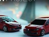 Golf advergame très Volkswagen