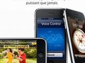L'iPhone lancé juin France