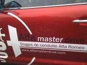 C'était juin 2009 Alfa Master Drive Vendée