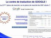 Google Centre Universel Traduction