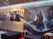 train Harry Potter départ gare Nord, direction Poudlard