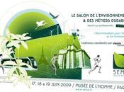 pourquoi cours (l'agence idees) partenaire Salon l'Environnement Métiers Durables, juin musée l'Homme Paris progamme conférences