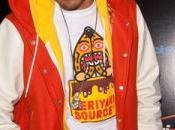 Chris Brown menacé mort