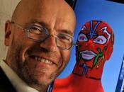 réel, Mondes virtuels Patrick Moya, artiste Second Life.
