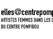 Exposition féminin centre pompidou