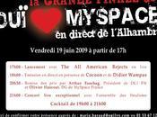 """Finale """"Oui Love MySpace"""", c'est demain soir"""
