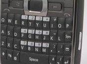 GW550 smartphone clavier QWERTY