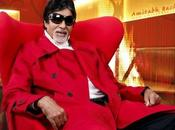 Amitabh Bachchan fête carrière