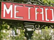Visite dans métro parisien