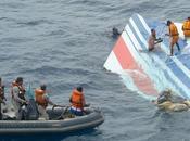 Crash Airbus boîtes noires localisées