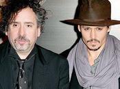 Johnny Depp s'associe nouveau Burton