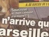 Marseille, Tribune l'agonie