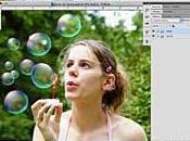 Technique réaliser bulles savon dans Photoshop
