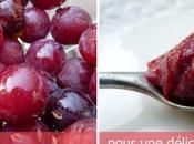 Confiture éphémère tartinade fruits