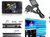 télévision numérique dans votre poche Vive DVB-T!
