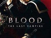 Blood, last vampire