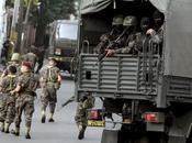 Honduras. intérêts encore mains militaires Joint task force Bravo
