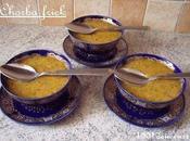 Chorba frick (soupe concassé)
