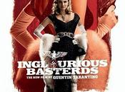 """Ingloriuous Basterds"" affiches."