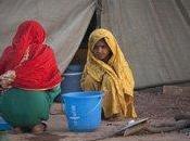 Pakistan santé enfants déplacés toujours menacée Reportage photo