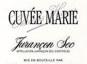 Jurançon cuvée Marie 2005, Clos Uroulat
