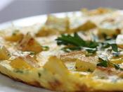 Omelette pomme terre